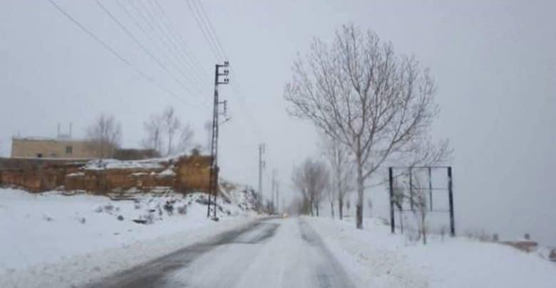 طريق ترشيش- زحلة سالكة أمام جميع المركبات