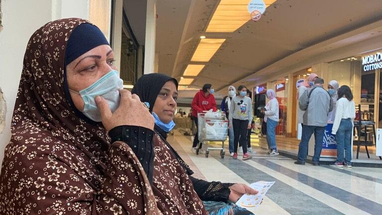 مصر: أكثر من مليون شخص سجلوا لتلقي لقاح كورونا