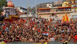 الهند.. أكثر من ألف إصابة بكورونا بعد احتفال ديني!