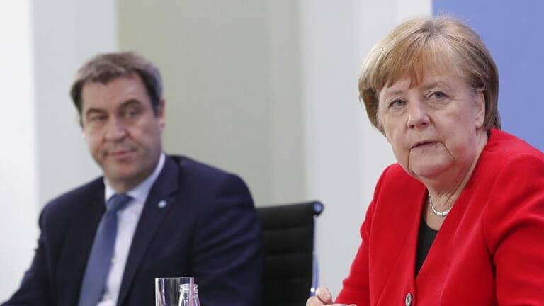 مستوى عال من حالات الإصابة بكورونا: ميركل تؤيد إغلاقا عاما لفترة قصيرة في أنحاء ألمانيا