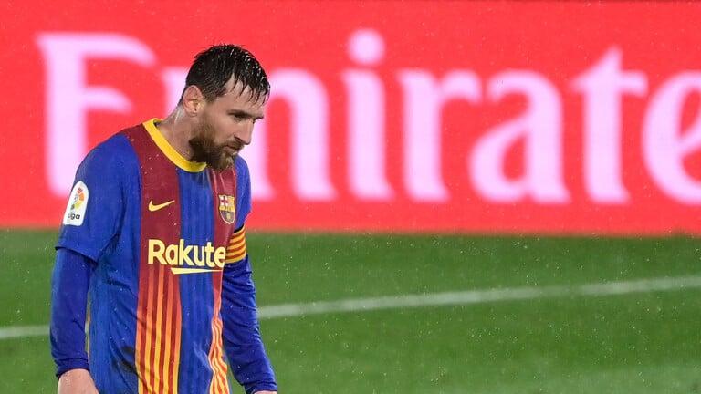 بعد الهزيمة أمام ريال مدريد.. ميسي يسجل رقماً سلبياً