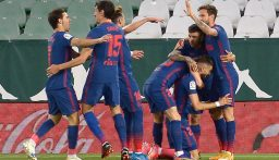 أتلتيكو مدريد يستعيد الصدارة بتعادل أمام ريال بيتيس (فيديو)