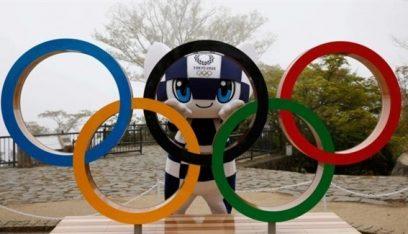 طوكيو تحتفل بتبقي 100 يوم على انطلاق الأولمبياد