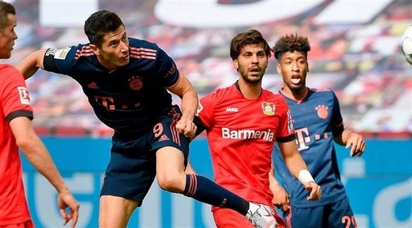 الدوري الألماني: بايرن ميونخ يتحدى ليفركوزن للاقتراب من اللقب