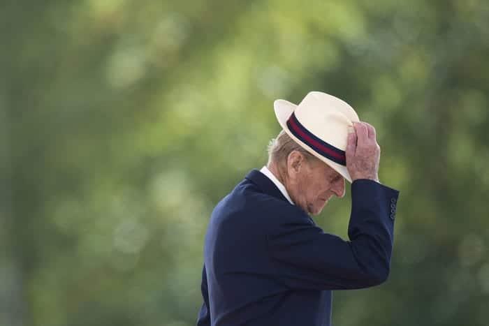 الأمير فيليب: شيعوني دون ضجة!