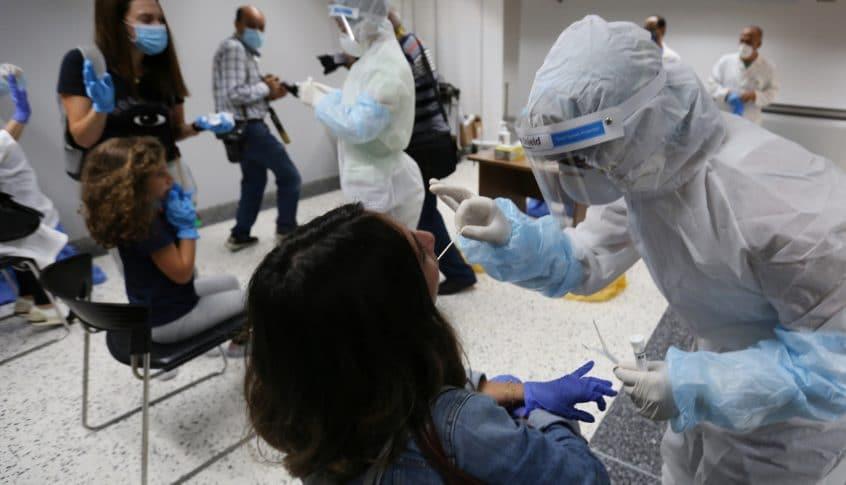 31 وفاة.. فكم بلغ عدد الاصابات بفيروس كورونا في لبنان؟