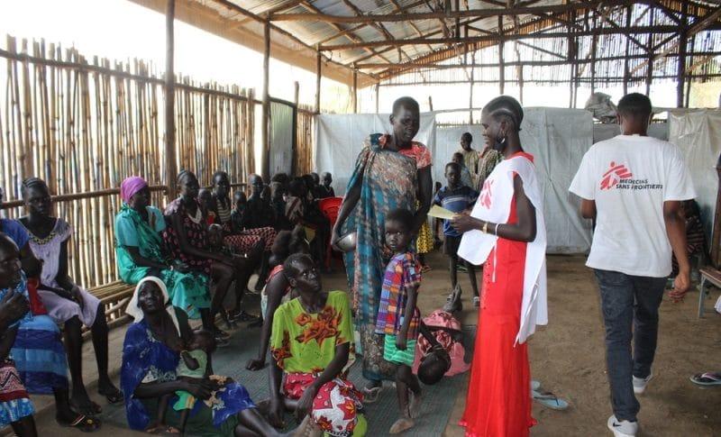 أطباء بلا حدود: طالبو لجوء عالقون ضمن ظروف مروعة في إقليم غامبيلا بإثيوبيا