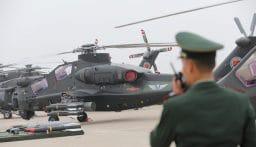 الصين تستبق زيارة وفد أميركي إلى تايوان بمناورات قتالية ضخمة