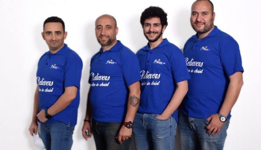 تحضيرات بليفرز لبطولة لبنان في كرة الطاولة