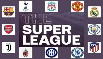 انسحاب الأندية الإنجليزية من دوري السوبر الأوروبي