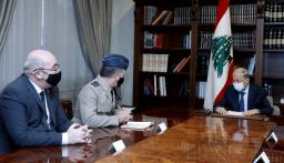 الرئيس عون: تحقيق الإصلاحات ومتابعة مسألة التدقيق المالي الجنائي من أولى مهام الحكومة الجديدة