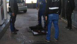 دوريات لأمن الدولة على المحطات والمحلات التجارية في عكار