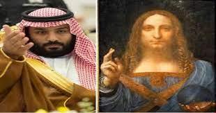 """مفاجأة بشأن """"أغلى لوحة في العالم اشتراها محمد بن سلمان"""""""