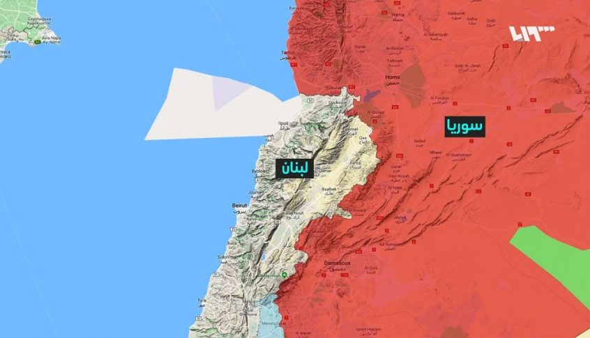 توجه رسمي لدى لبنان وسوريا للتفاوض المباشر على ترسيم الحدود خلال وقت قصير