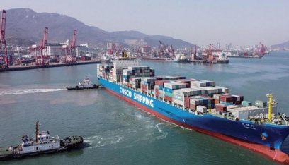 ازدهار واسع للتجارة الصينية مع التعافي العالمي