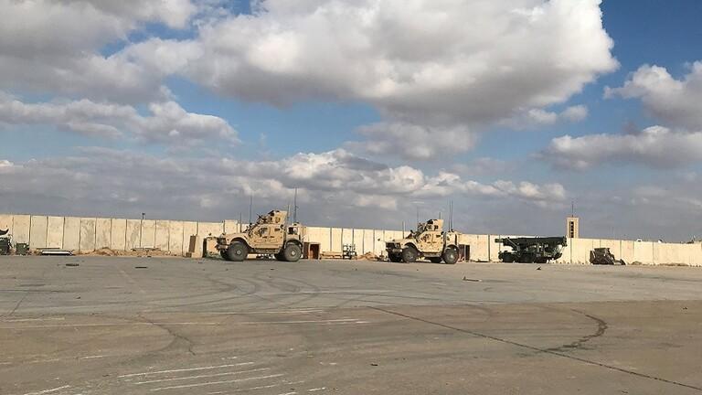 هجوم بطائرة مسيرة مفخخة على قاعدة عين الأسد غربي العراق
