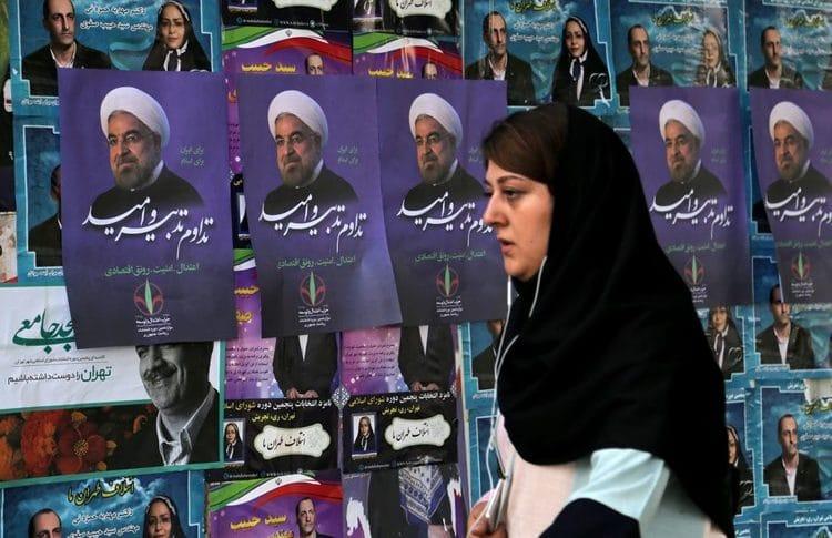 إيران تعلن موعد فتح باب الترشح للانتخابات الرئاسية