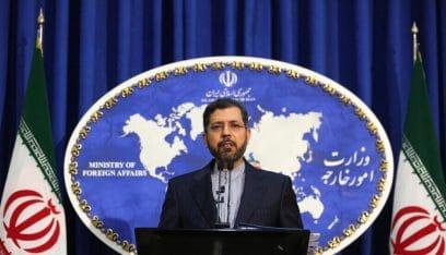 """إيران تتهم """"إسرائيل"""" بارتكاب """"جريمة حرب"""" في القدس"""