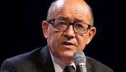 وزير الخارجية الفرنسي: ندعم جهود العراق من أجل التوحد واستعادة السيادة