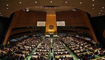مجلس الامن: للأسف لم نتوصل بعد إلى توافق لاعلان مشترك بشأن السودان