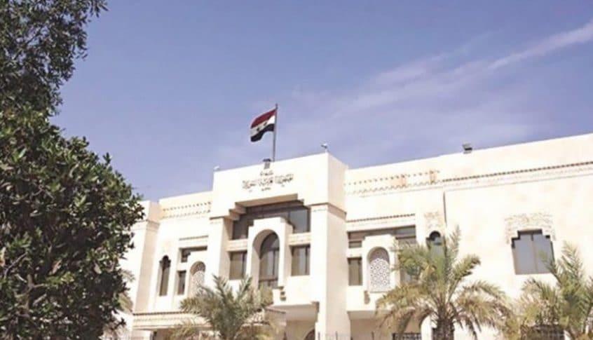 السفارة السورية: استمارة للراغبين في تغطية العملية الانتخابية الرئاسية السورية في 20 الحالي في مقرها في بيروت