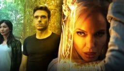 أنجلينا جولي بطلة خارقة في فيلم Eternals وهذا موعد عرضه