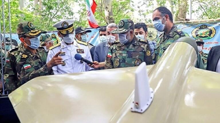"""الجيش الإيراني يعلن تصنيع طائرة مسيرة بـ""""ميزات فريدة"""""""