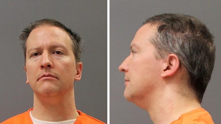 بعد إدانته بقتل جورج فلويد.. تشوفين يطلب محاكمة جديدة