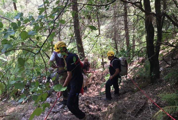 الجيش: العثور على جثة الفتاة حاطوم في نهر ابراهيم