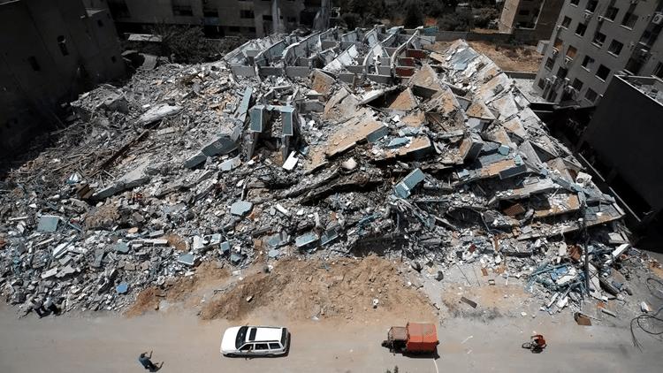 """""""إسرائيل"""" تطالب مصر بمنع دخول الإسمنت إلى قطاع غزة"""