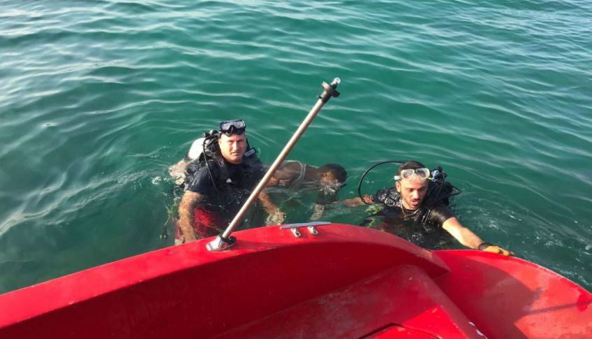 غرق لبنانية وسوريين في بحر صور