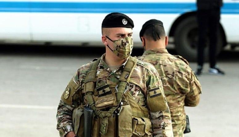 إعادة انتشار وحدات الجيش في كافة المناطق اللبنانية