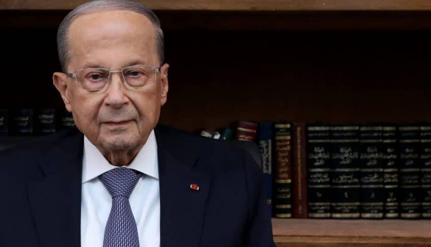الرئيس عون : لبنان يرحب بأي دعم يقدمه الاتحاد الأوروبي لتشكيل الحكومة الجديدة