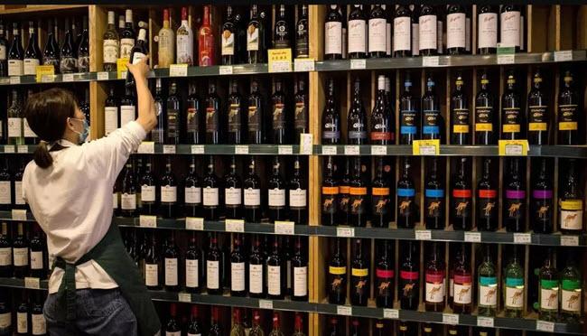 خلاف تجاري بين الصين واستراليا بسبب النبيذ
