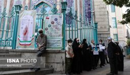 ايران: الاقبال على صناديق الاقتراع يتزايد مع تقدم ساعات النهار