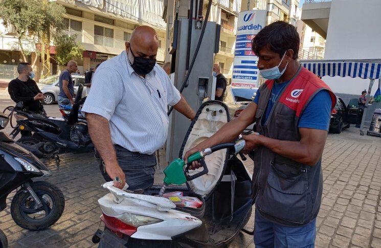 ارتفاع سعر صفيحة البنزين 1700 ليرة!