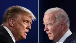 ترامب ينتقد بايدن بشدة على موقفه تجاه العنصرية في اميركا