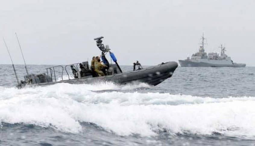 الجيش: خرق بحري معاد قبالة رأس الناقورة