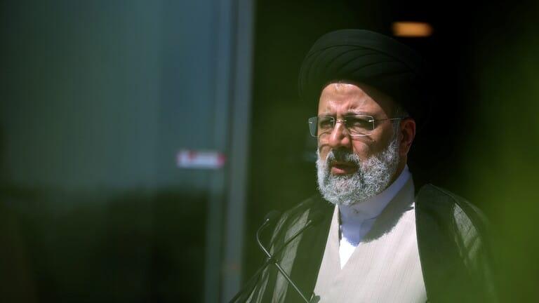 ايران.. رئيسي ادى اليمين الدستورية