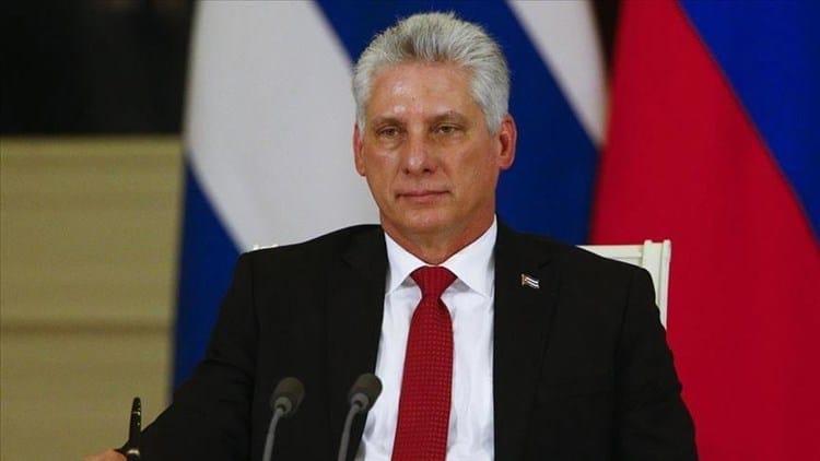 الرئيس الكوبي يهنئ رئيسي على فوزه بالانتخابات الإيرانية