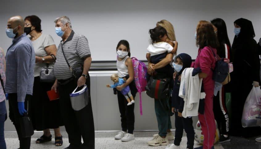 وزارة الصحة: 206 إصابة جديدة بفيروس كورونا و5 حالات وفاة