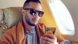 كيف علق محمد رمضان على تغريم عمرو أديب 10 آلاف جنيه؟