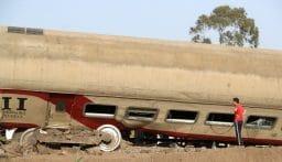 ارتفاع عدد المصابين في حادث القطار بمدينة الإسكندرية المصرية إلى 40 (سكاي نيوز)