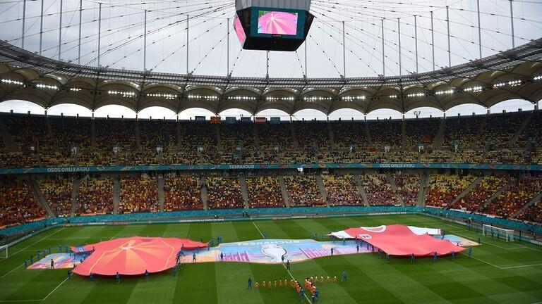 """بالفيديو: هدف تاريخي في """"يورو 2020"""""""