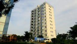 """بالفيديو: """"معجزة"""" صينية.. بناء برج من 10 طوابق في يوم واحد!"""