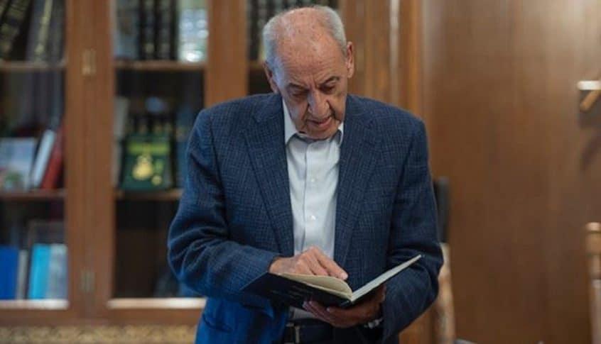 بري تلقى رسالة جوابية من الرئيس الايراني وتهنئة من السيسي بالعام الهجري الجديد