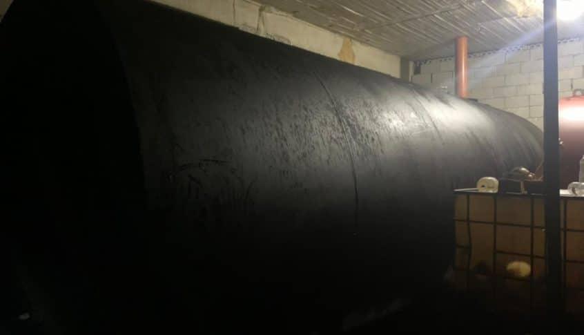 قوى الأمن.. ضبط كميات ضخمة من مادتي المازوت والبنزين المدعومة والمعدة للبيع والتهريب!