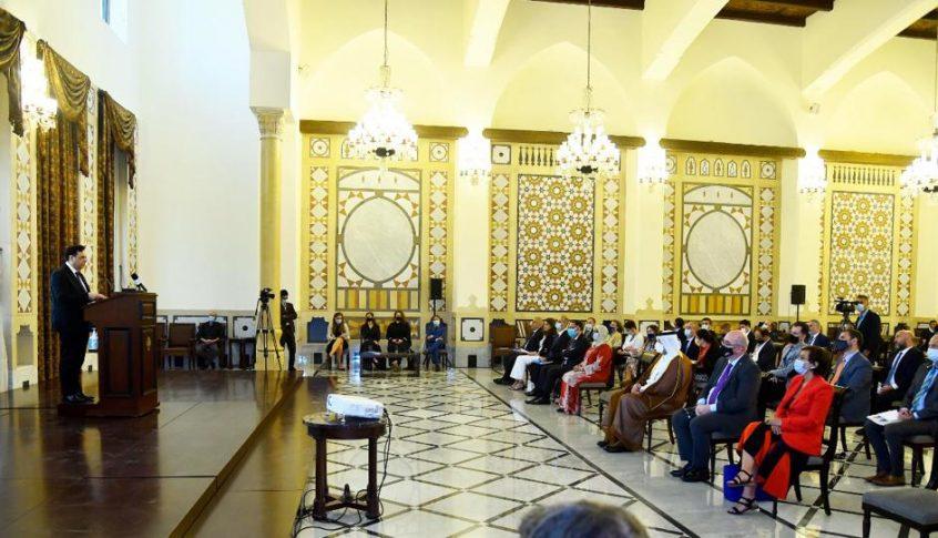 إطلاق مؤتمر ملف بيروت من قبل برنامج الأمم المتحدة للمستوطنات البشرية