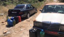 """شرطة بلدية جبيل تلقي القبض على شبكة """"تهريب بنزين"""""""