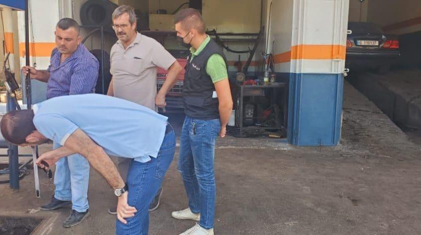 دوريات مراقبة لبيع المحروقات في عكار ومحاضر في حق المخالفين